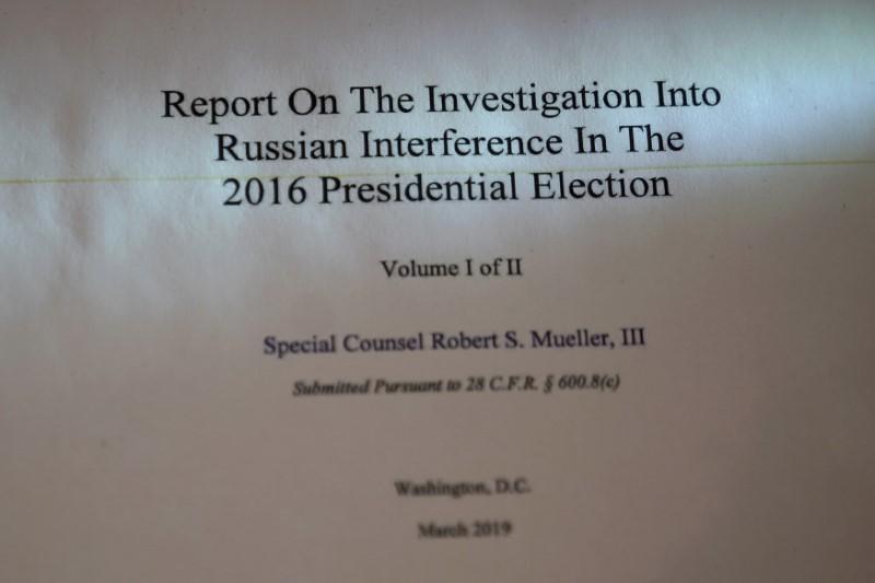 In unflattering detail, Mueller report reveals Trump actions to...