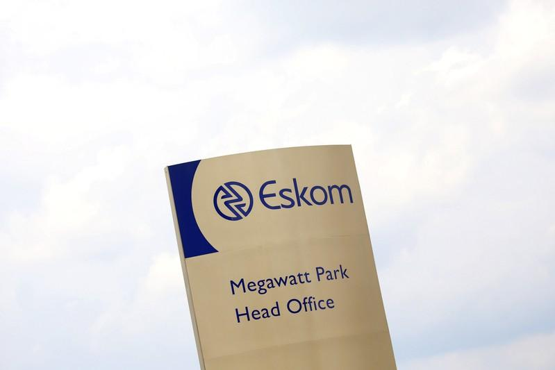 South Africa brings forward Eskom bailout to avert default - Reuters