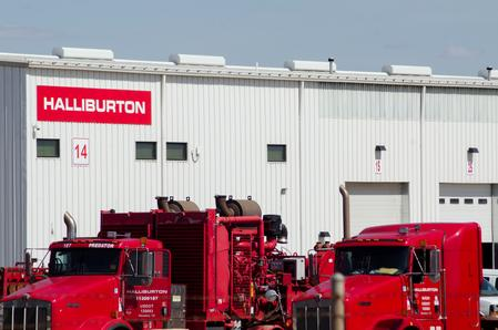 Halliburton says pricing bottoming out as U.S. activity rises
