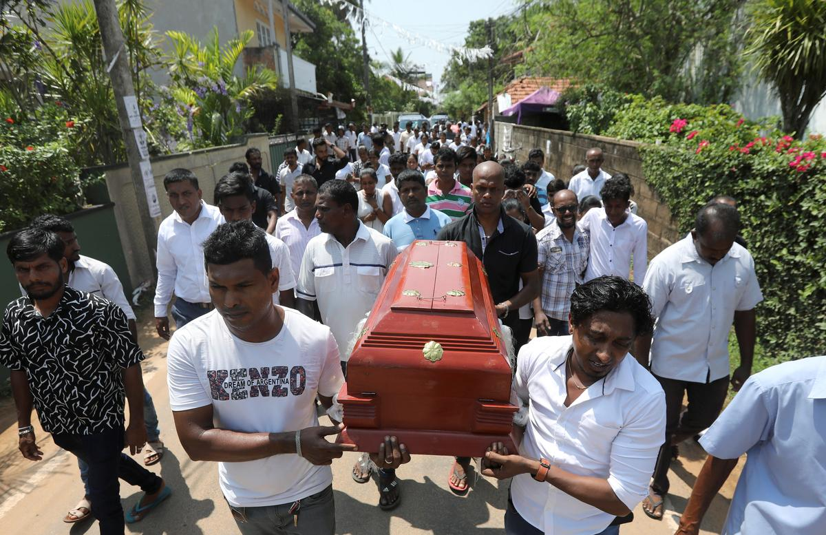 Scale, sophistication of Sri Lanka attack point to foreign links: U.S. ambassador