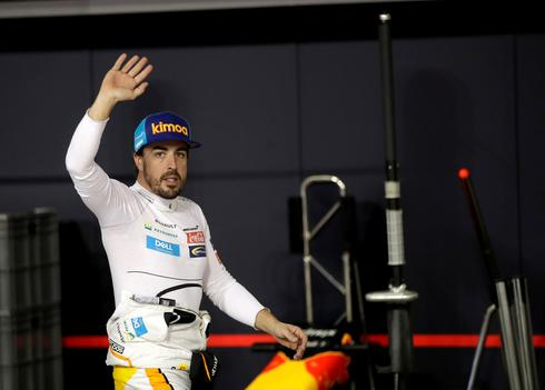 Motor racing - Alonso happy to be back in Indy despite rough start