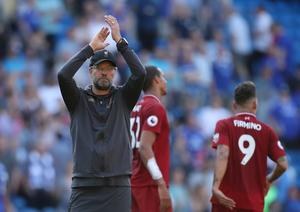 Liverpool will have no regrets if they lose out on league title - Klopp