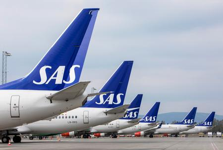 Striking SAS unions, management to meet for mediation in Oslo