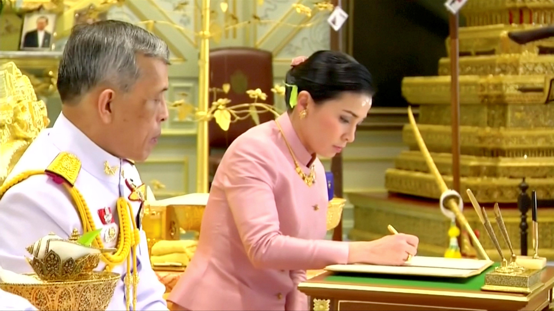 Thai king surprises with royal wedding ahead of coronation