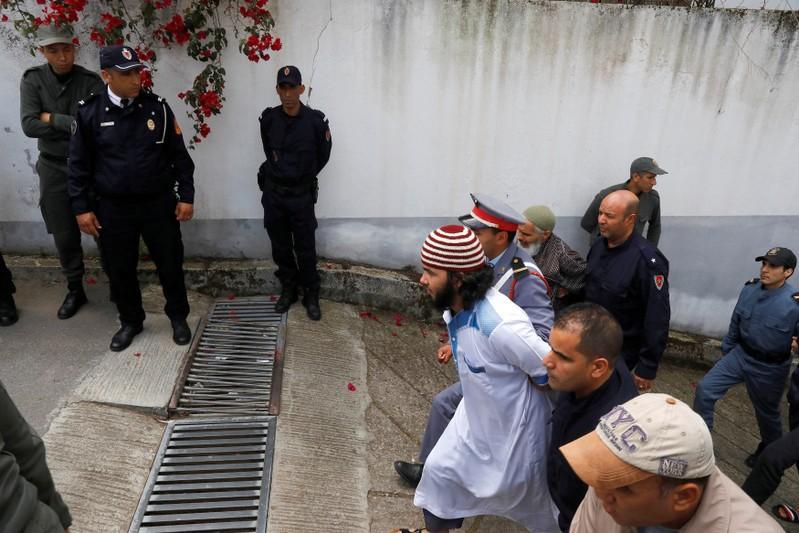 Suspects in murder of Scandinavian women go on trial in Morocco