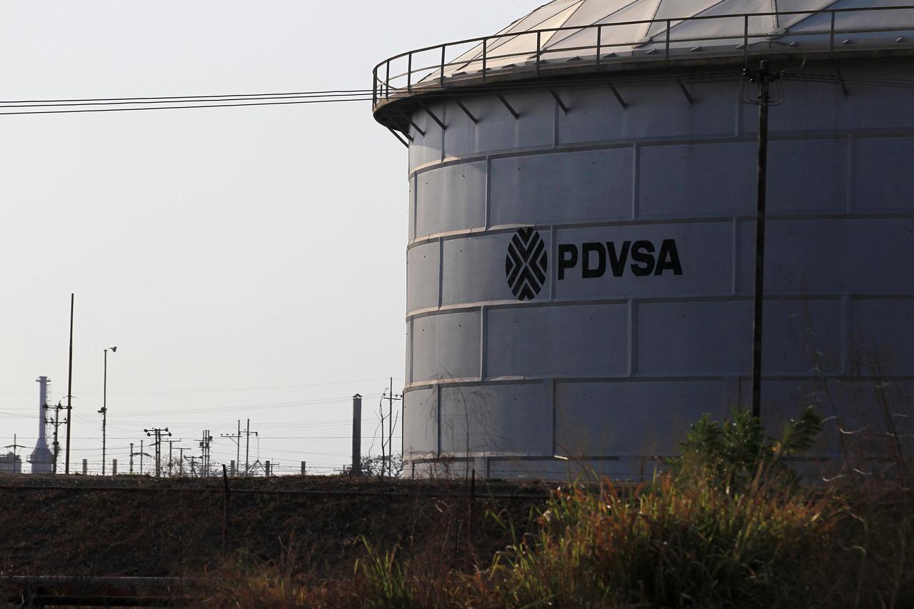 Venezuelan PDVSA's oil exports steady in April, flow to Cuba