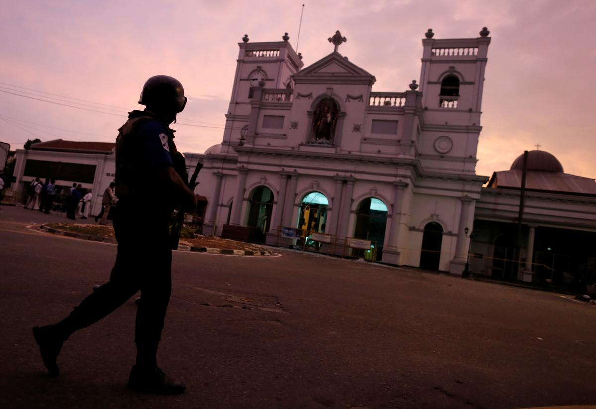 Churches in Sri Lankan capital cancel Sunday mass due to threat