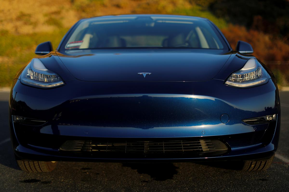 U.S. Rejects Tesla Bid for Tariff Exemption for Model 3 'Brain'