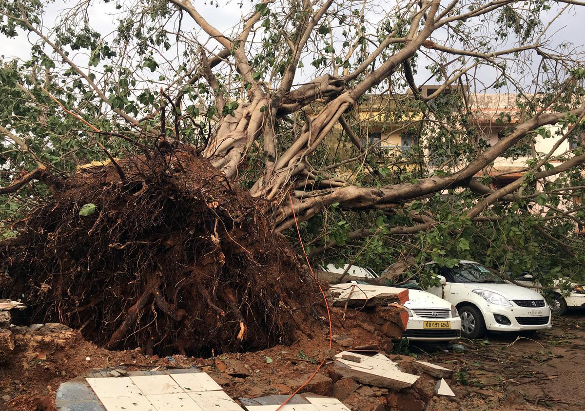 Cyclone hits Bangladesh after battering India, mass evacuations...