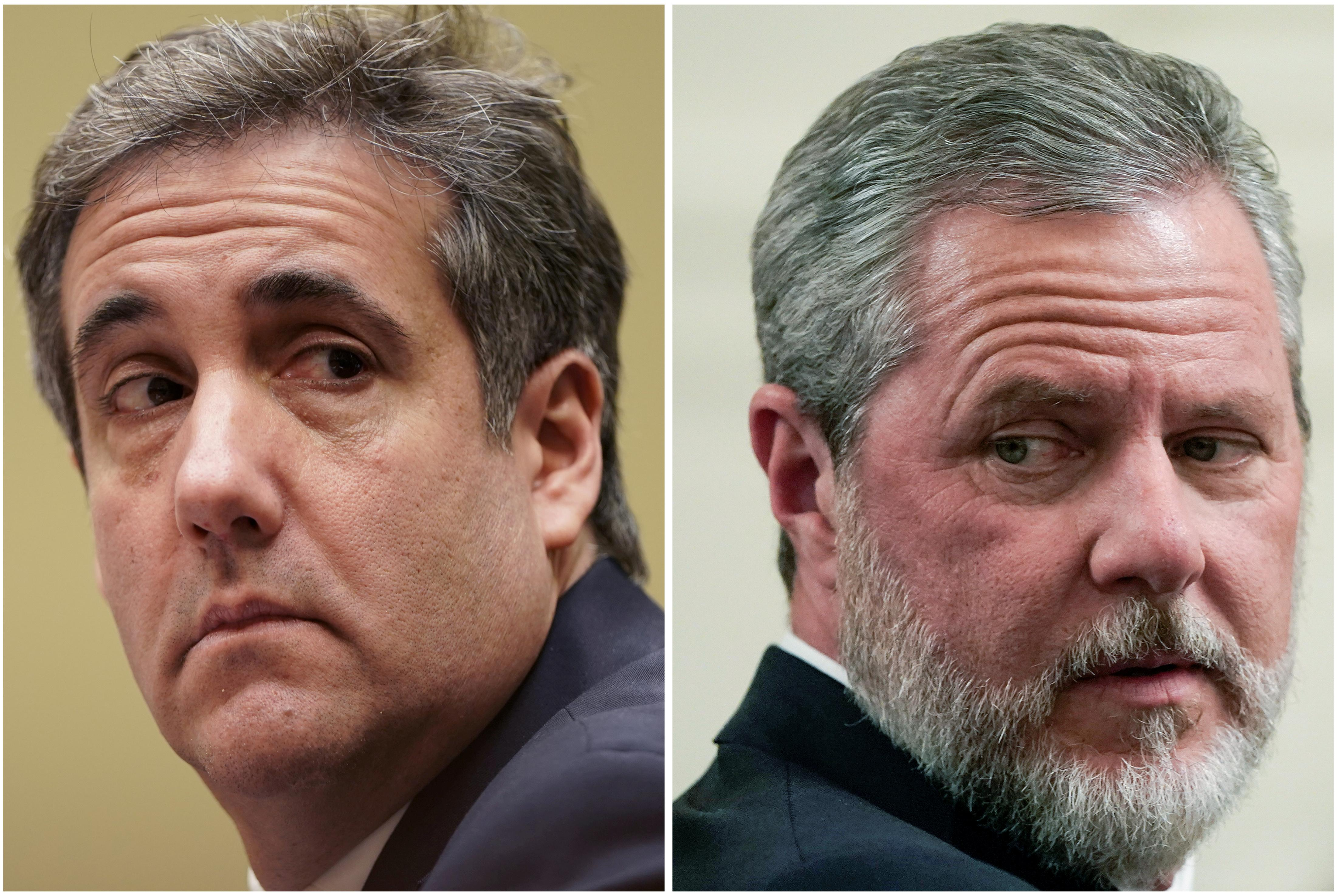 Exclusive: Trump fixer Cohen says he helped Falwell handle racy photos - Reuters 4