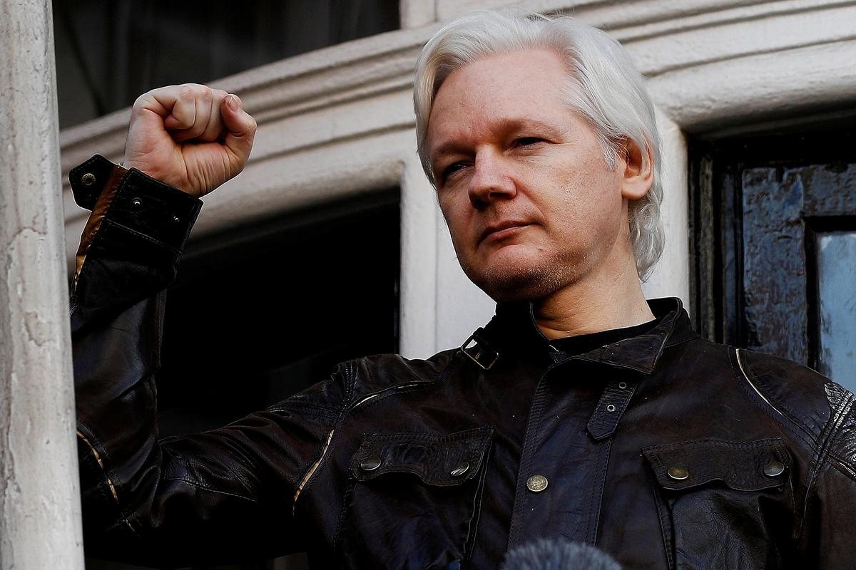 Sweden wants to extradite Assange over rape allegation, complicating U.S. effort to try him for conspiracy