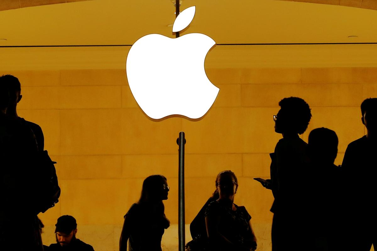 finest selection 57c5f 2469b In setback for Apple, U.S. Supreme Court lets App Store antitrust ...