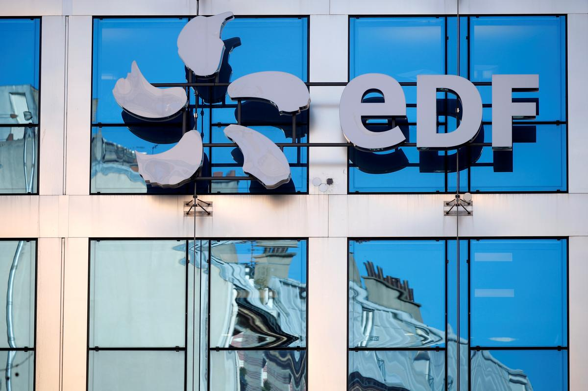 EDF first quarter sales boosted by higher power prices ...