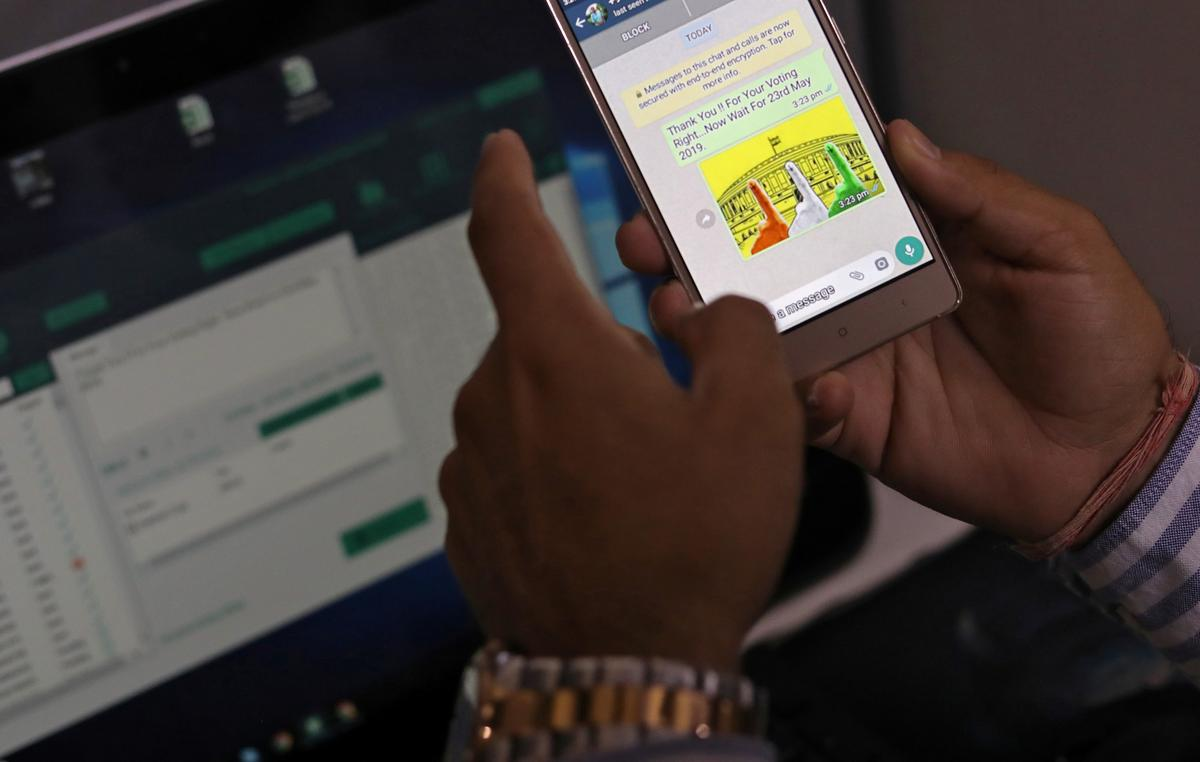 Techmeme: How political parties in India are using cheap software to