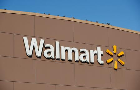 Walmart's first-quarter U.S. comparable sales rose, e-commerce slows