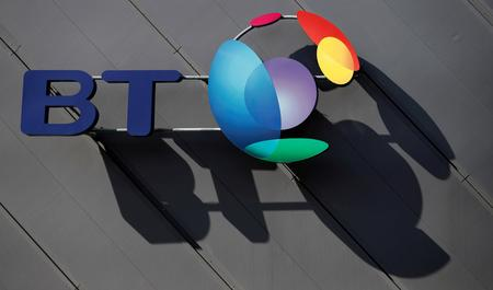 Aiming to re-energize staff, new head of Britain's BT hands out shares