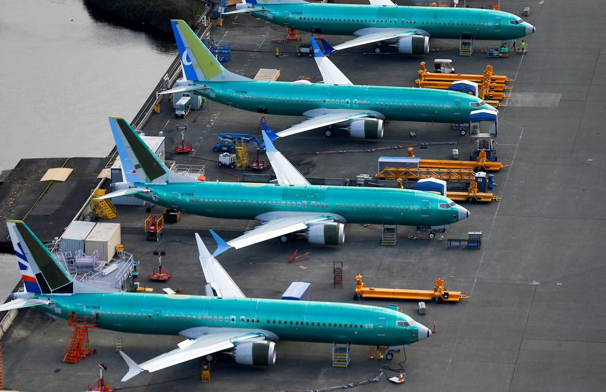 Boeing completes 737 MAX software update, working on pilot training plan