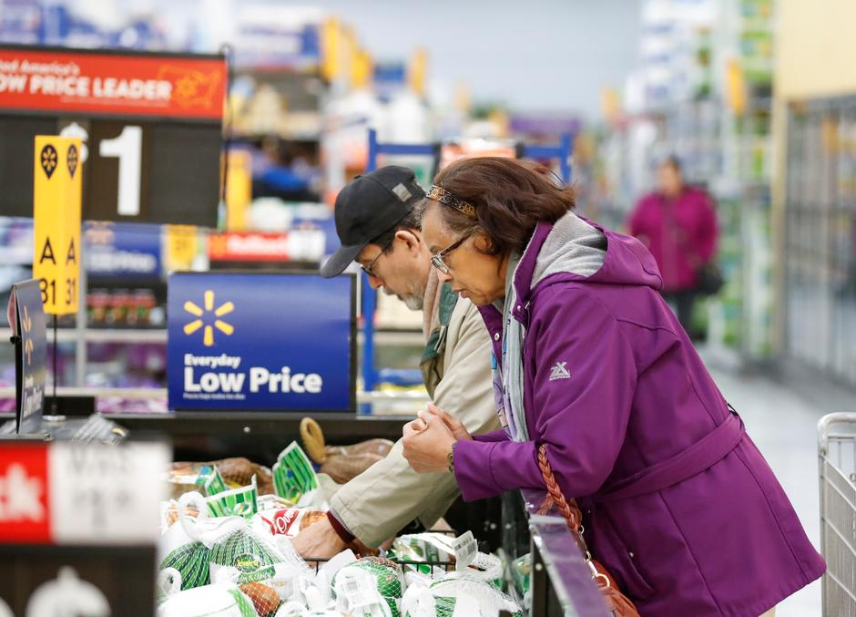Walmart says higher China tariffs will increase prices for U S