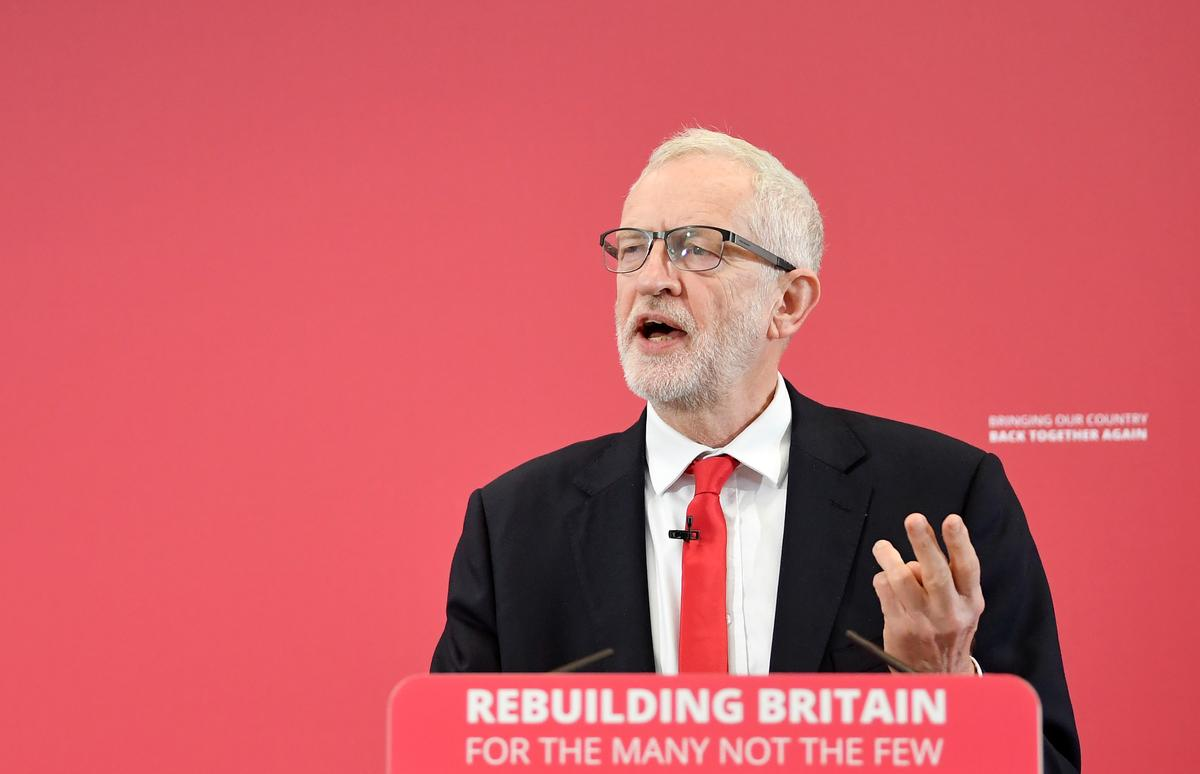 No chance of passing Brexit bill by end-July, says Labour's Corbyn