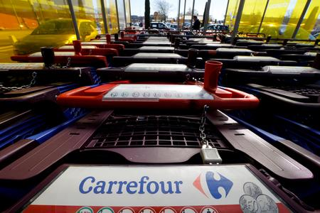 Carrefour considers sale of stake in China business: sources