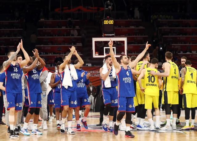 4bab718c295b Basketball  CSKA and Anadolu Efes reach Euroleague final - Reuters