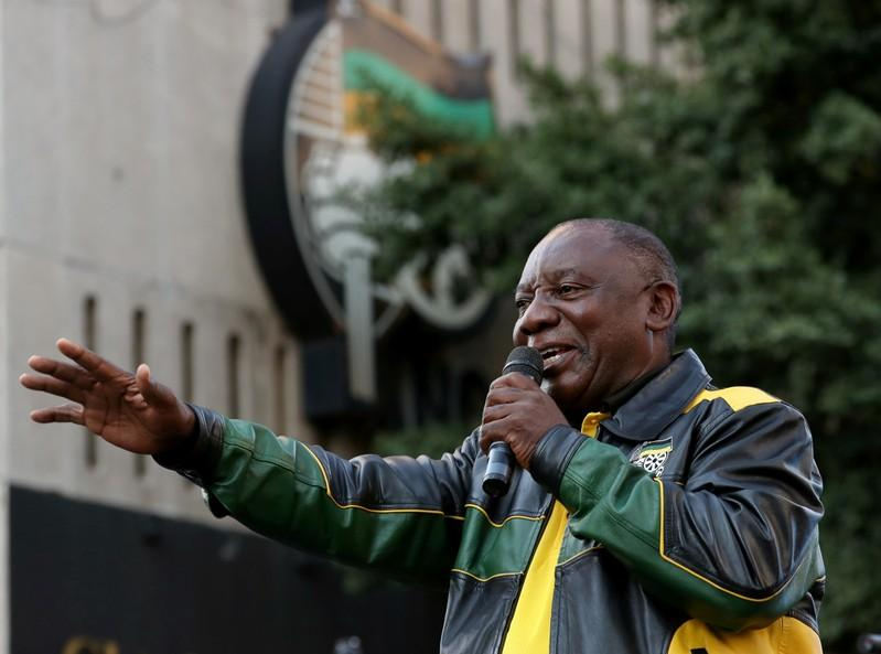 South Africa's Ramaphosa appoints head of anti-corruption unit