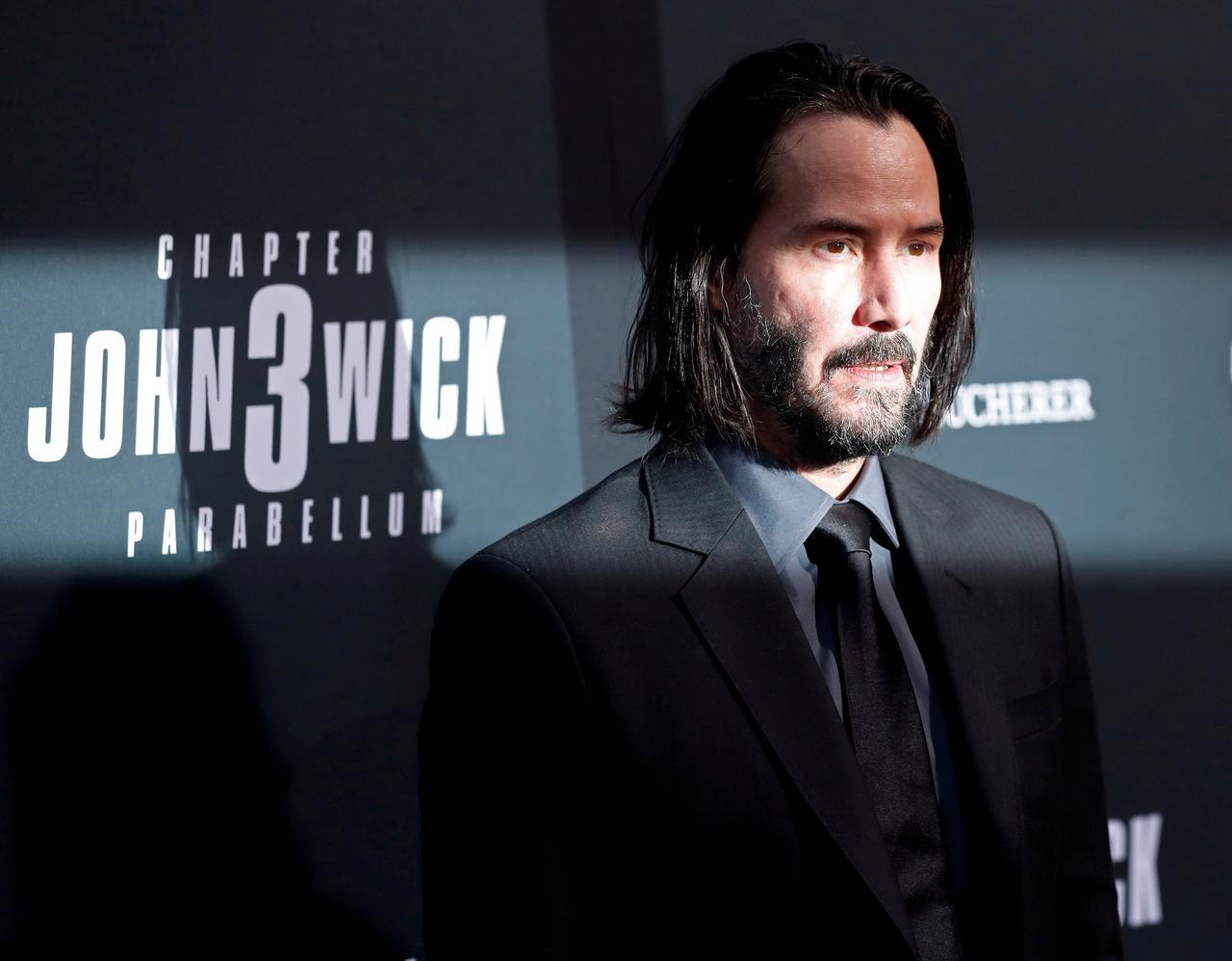 Box office: 'John Wick 3' knocks down 'Avengers: Endgame' with $57