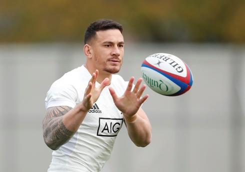 Sonny Bill only has to prove fitness ahead of World Cup - Hansen