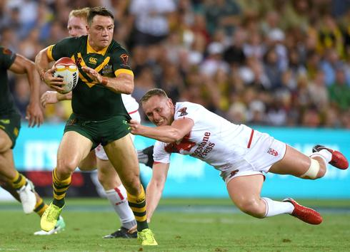 Rugby league - 'Third wheel' great Cronk to call it quits