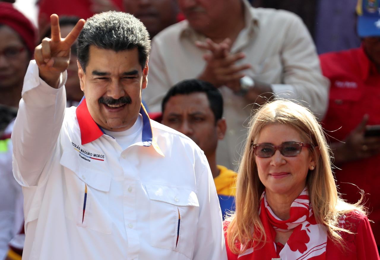 Image result for Venezuela's Maduro proposes early elections for opposition-run congress
