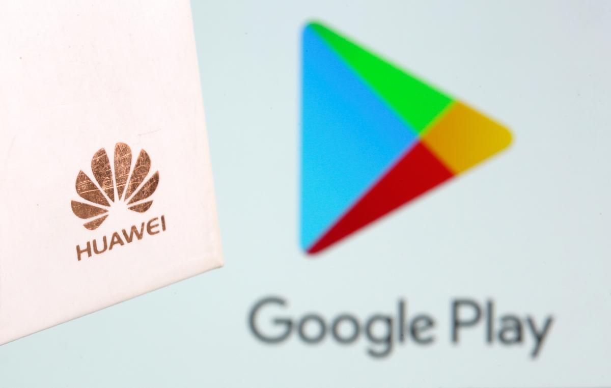 Exclusive: Google suspends some business with Huawei after Trump