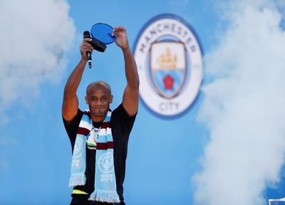 Kompany knew his City time was up after Leicester goal