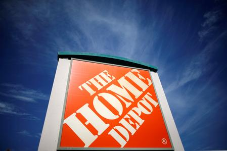 Home Depot same-store sales disappoint, warns of tariff impact