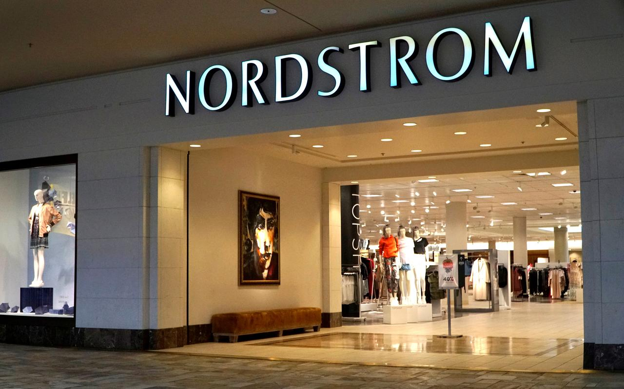 56b5d3ff4 FILE PHOTO: The Nordstrom store is pictured in Broomfield, Colorado,  February 23, 2017. REUTERS/Rick Wilking/File Photo