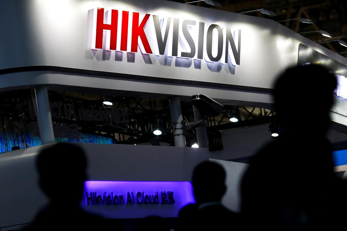 U.S. Could Blacklist Chinese Surveillance Technology Firm Hikvision: NYT