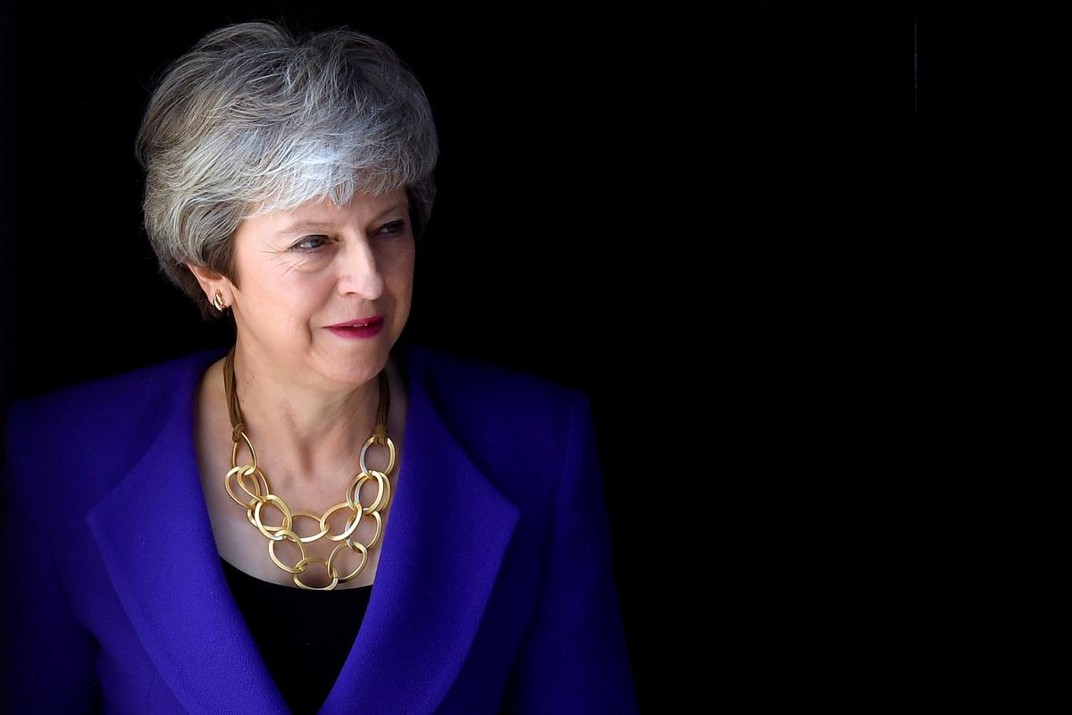 Pressure for new confidence vote if PM May does not set exit date: 1922 treasurer