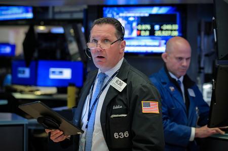 Global growth worries slam Wall St. as trade tensions persist