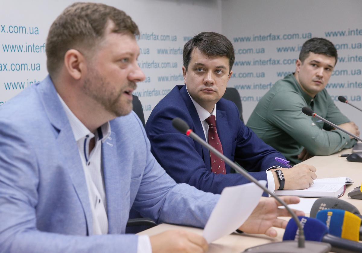 Ukraine president holds contest for new 'highly moral' lawmaker candidates