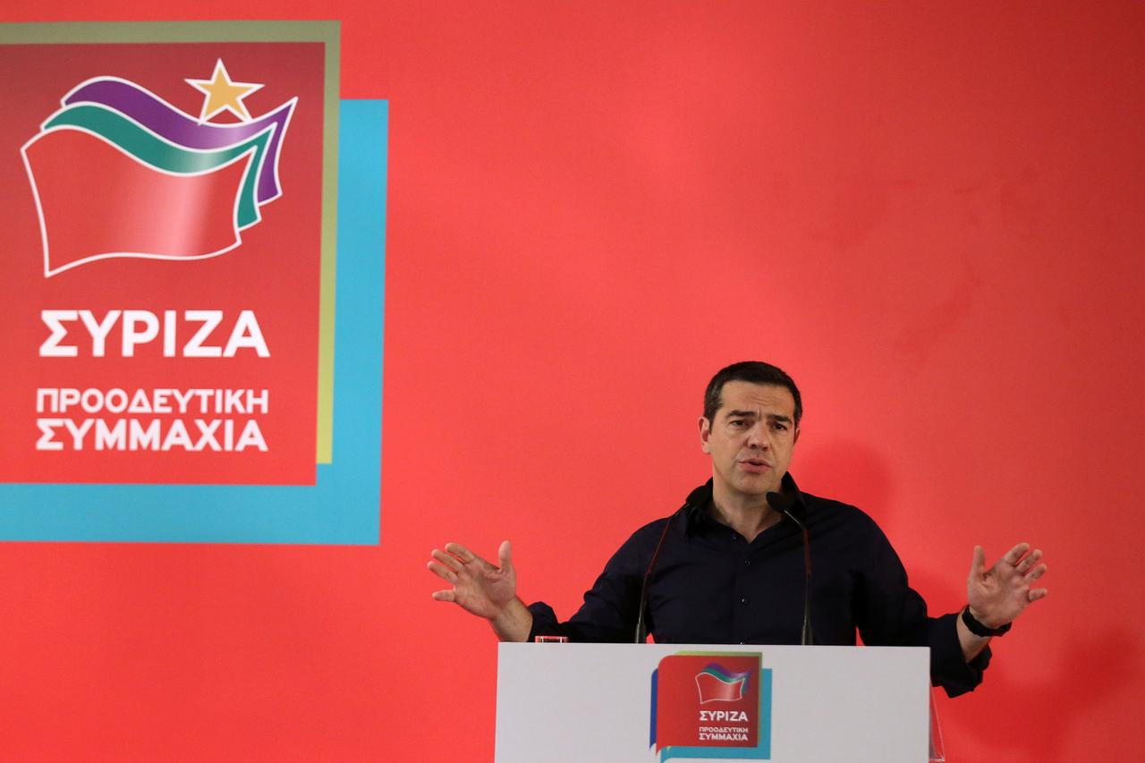 Image result for Greek PM comes unstuck over Macedonia, austerity in European vote