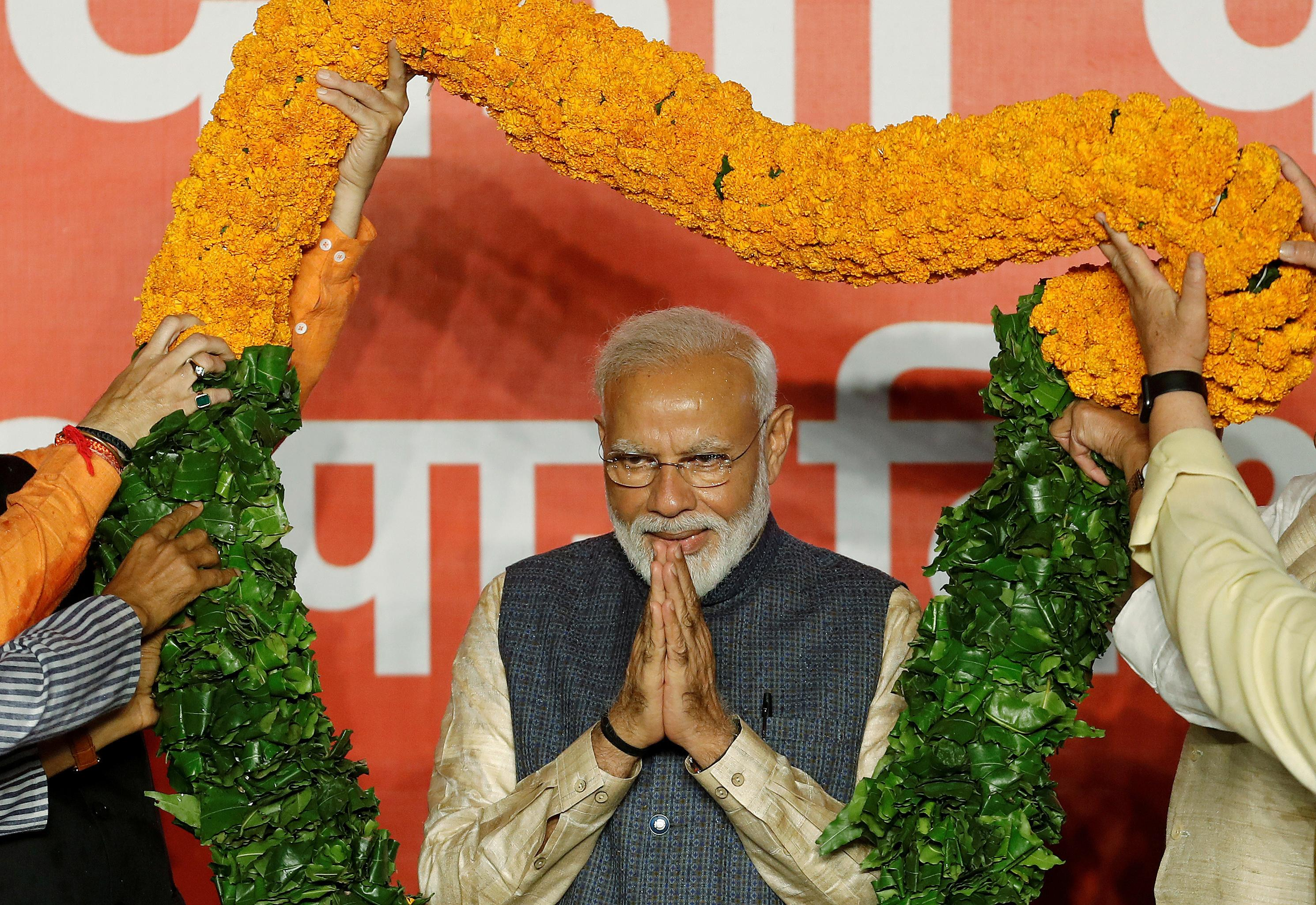 Pakistan not invited to Modi's swearing-in: sources