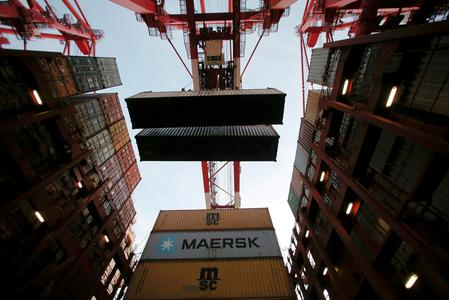 Two more shippers join Maersk's cost-cutting blockchain-based platform