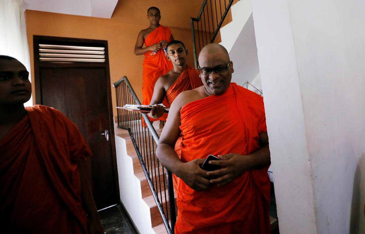 Freed Sri Lanka Buddhist monk vows to expose Islamist militancy