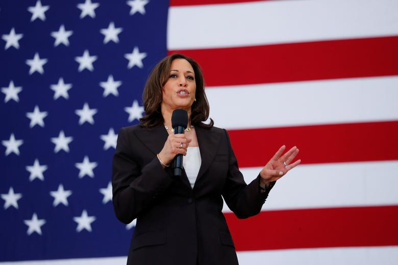 Eileen Rivers on Kamala Harris's Swearing-In as Vice President Shows the 'Strength of Our Democracy'