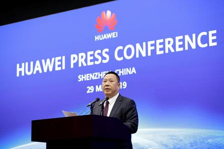 Huawei challenges legality of U.S. defense bill as sanctions fight ramps up