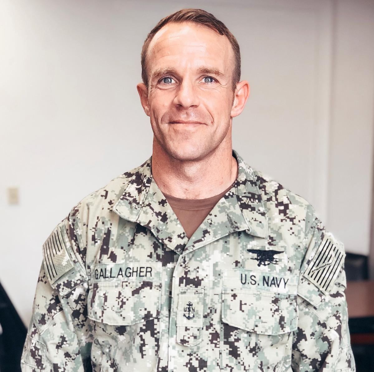Navy SEAL charged with war crimes freed from base