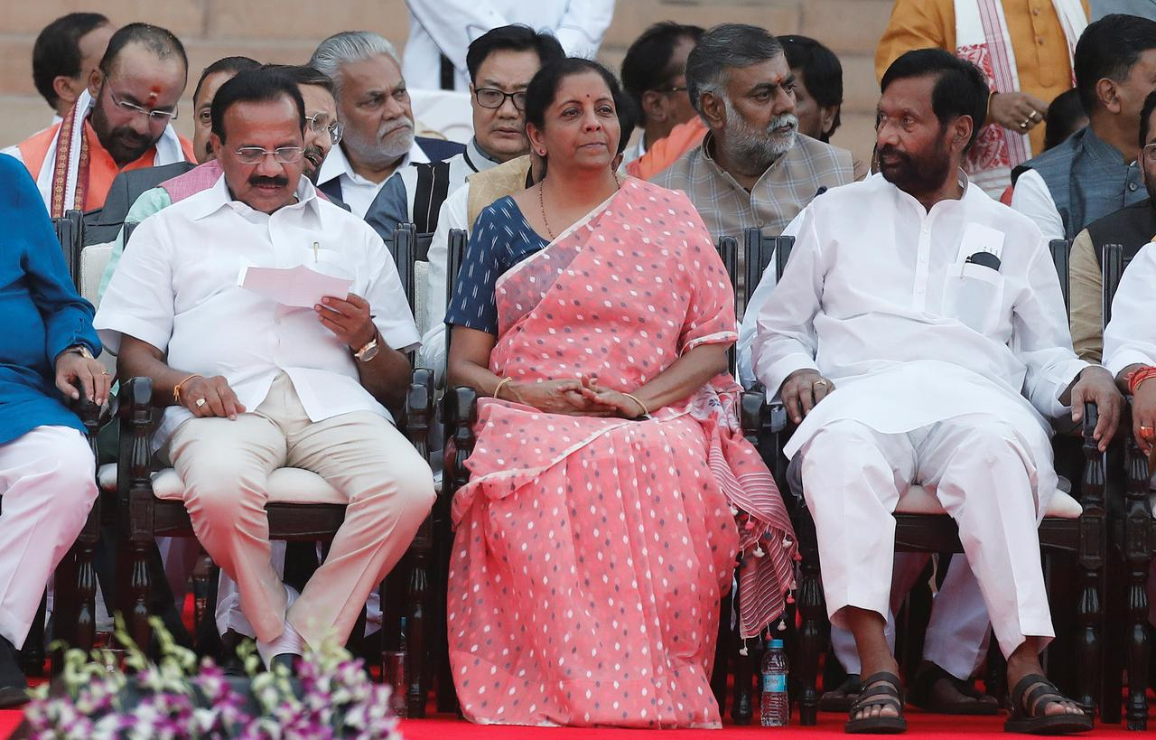Torrent Of Bad News Hits Sitharaman On First Day As India Finance