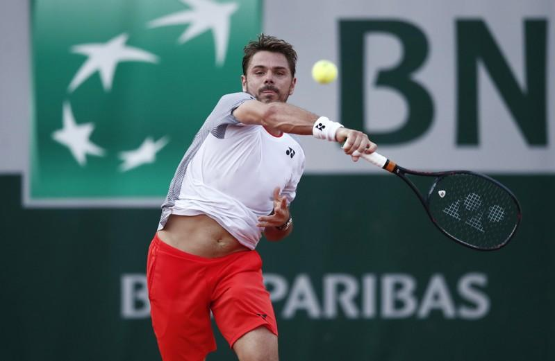 Wawrinka at his best in Paris since surgery in 2017