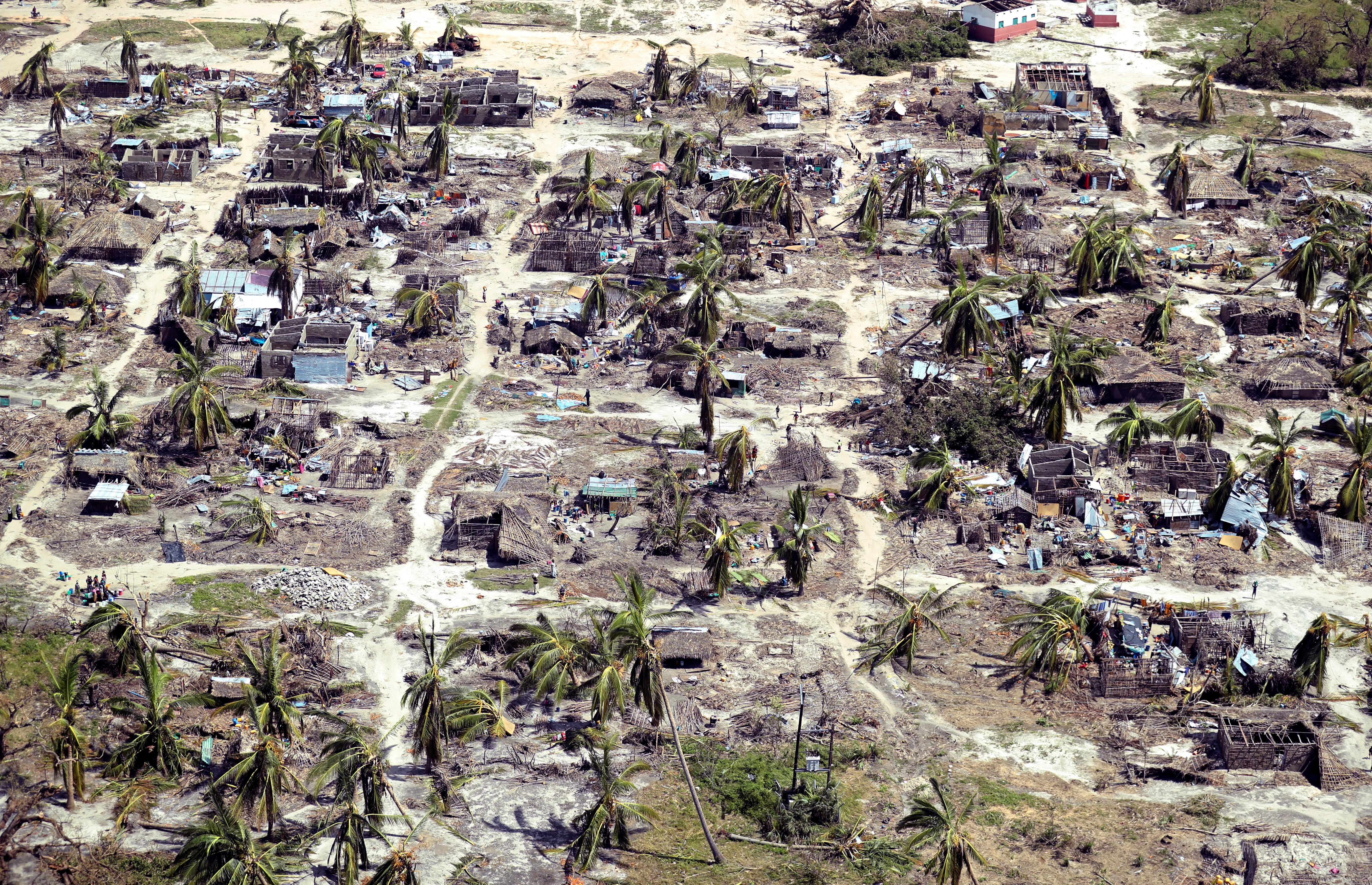 Donors pledge $1.2 billion to rebuild Mozambique after cyclones: U.N.