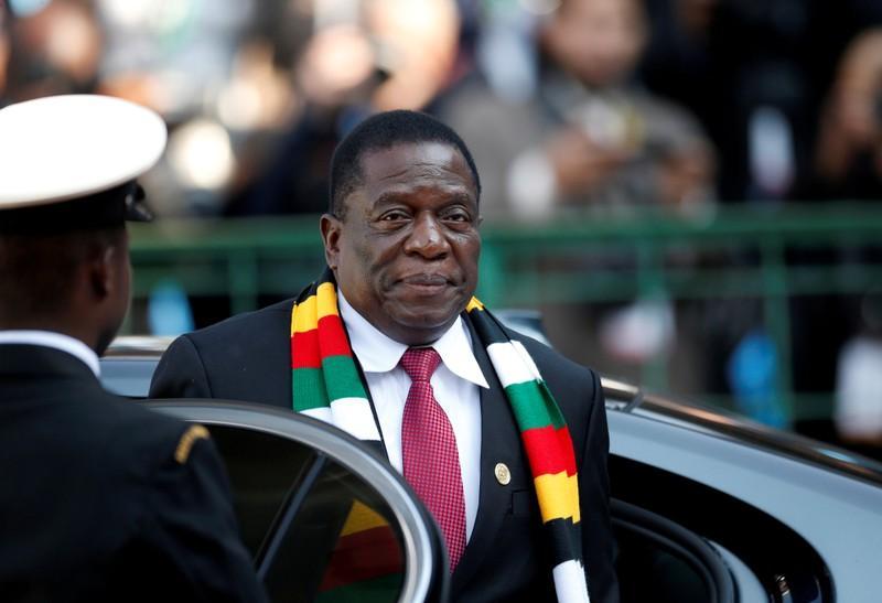 Zimbabwe and EU seek to move on from Mugabe-era strains