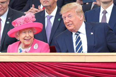 Trump's state visit to the UK